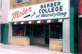 Moler Barber College of Hair Styling